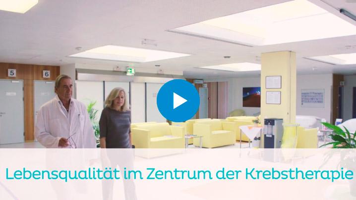 Video: Lebensqualität im Zentrum der Therapie, Onkologie Klagenfurt
